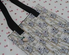 Tot Bag Coala em Tecido Importado