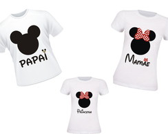 Kit Fam�lia Minnie Mouse