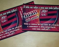 Convite Ingresso Flamengo