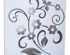"""Quadro """"Flores e Galhos"""" (Acr�lico)"""