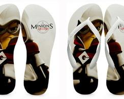 Chinelo Personalizados Minions 04