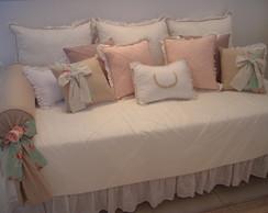 (CAA 0019) Conjunto cama da bab�