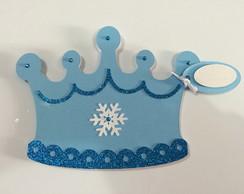 Convite Coroa - Frozen
