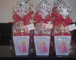 Cach�po M Aurora Personal - Kit Princesa