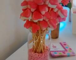Vaso de Marshmallow