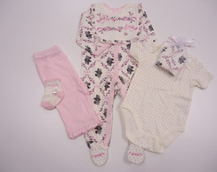 Conjunto de Beb�- 6 Pe�as