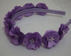 Tiara Para Daminha Little Flower's