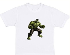 Camiseta do Hulk