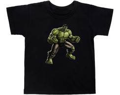 Camisetas do Hulk
