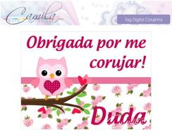 Tag Digital Corujinha