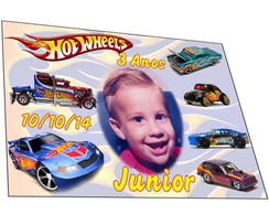 Im� Hot Wheels - Foto