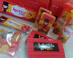 Maleta Personalizada com doces