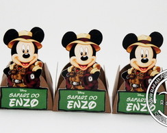 Forminhas Mickey Safari