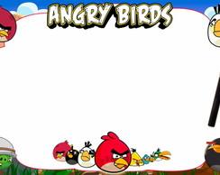 Quadro M�gico - Angry Birds