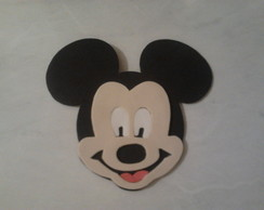Aplique Carinha do Mickey