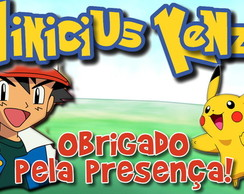Kit 40 cart�es Pokemon
