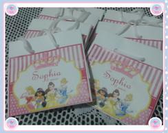 Sacolinha 10X10 Princesas Disney