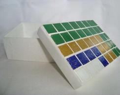 caixa cores do Brasil