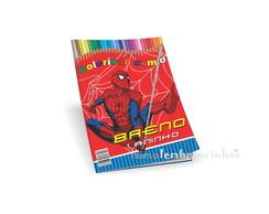 Revista Colorir Homem Aranha