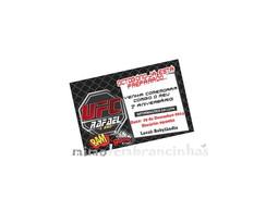 Convite 10x15cm UFC