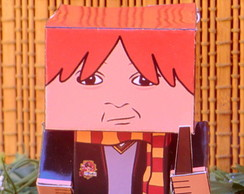 Caixinha Lembrancinha Harry Potter