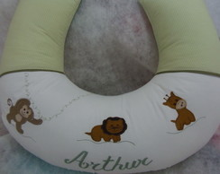 Almofada de amamenta��o personalizada