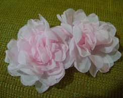 Flores cetim