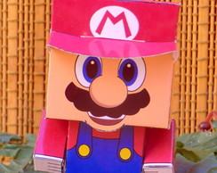 Caixinha Lembrancinha Super Mario Bross