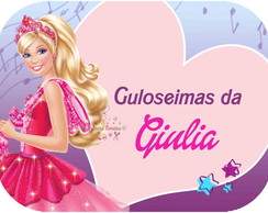 KIT DIGITAL BARBIE E AS SAPATILHAS M�GIC