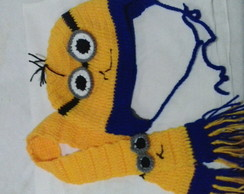Toucas e Cachec�is dos Minions
