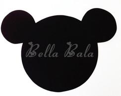 Sousplat Mickey/Minnie