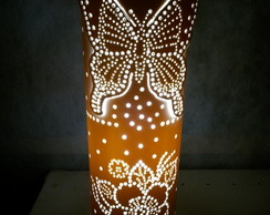Lumin�ria Borboleta/Flor