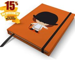 Caderno Laranja Mec�nica