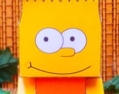 Caixinha Lembrancinha Bart Simpsons