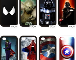 Capa Iphone 4-5 / Galaxy S3-4 F�s Games
