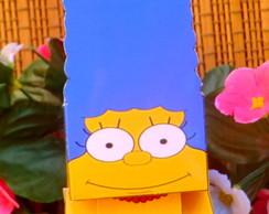Caixinha Lembrancinha Marge Simpsons