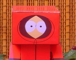 Caixinha Lembrancinha Kenny South Park