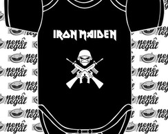 Body Rock - Iron Maiden I(Personalizado)