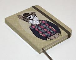 Bulldog Franc�s - sketchbook