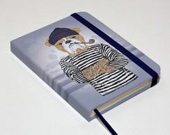 Bulldog Marinheiro - sketchbook