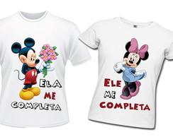 Camisas personalizadas Ele e Ela