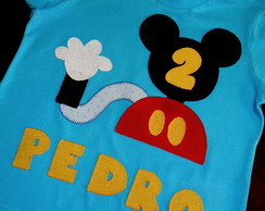 Camiseta Casa do Mickey