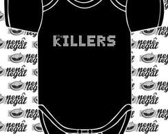 Body Rock - The Killers (Personalizado)