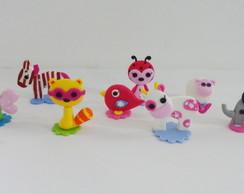 Aplique Lalaloopsy (mascotes ) novos