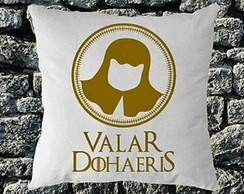 * ALMOFADA-GAMES OF THRONES 2 -VALAR ...