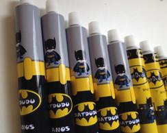 Bisnagas para brigadeiro Batman