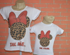 T-shirt Cabe�a Minnie