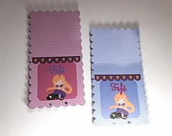 Capa para Pirulito - Rapunzel