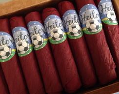 Charutos de Chocolate tema Futebol