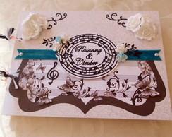 Livro De Assinaturas & Caixa Casamento